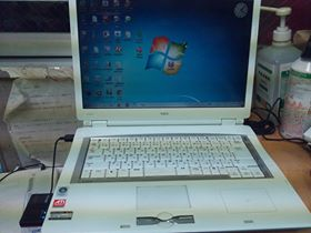 NEC LaVie PC-LL550K